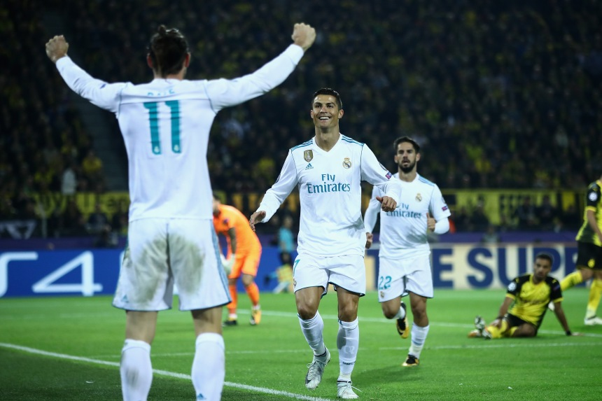 Borussia Dortmund v Real Madrid - UEFA Champions League