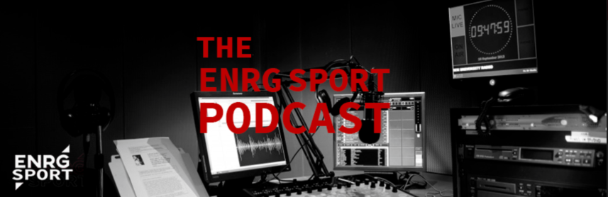 ENRG Sport Podcast Header