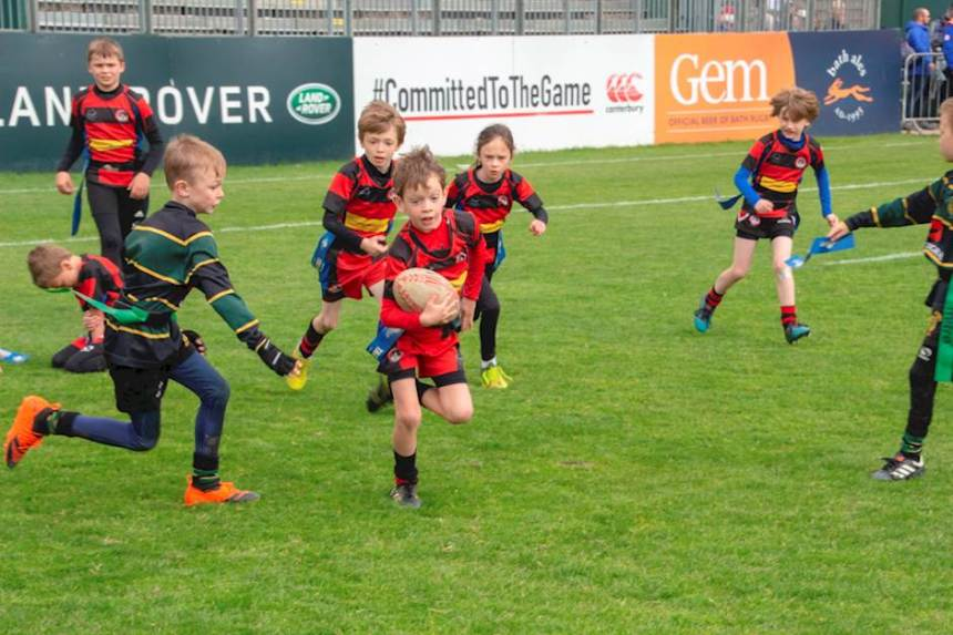 grassroots rugby