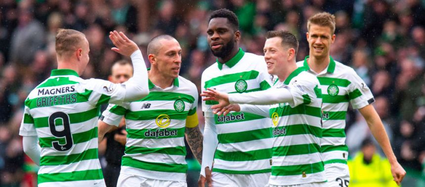 Celtic vs St Mirren (Ladbrokes Premiership)
